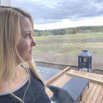 Tanja Salo asettaa etusijalle työn ja Vesilahden kunnan kehittämisen – Järkyttävä tapaturma muutti oman elämän suunnitelmat